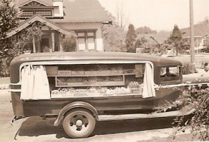 Louie's Produce Truck