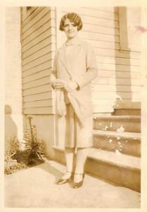 Aunti Tani Louie's Sister