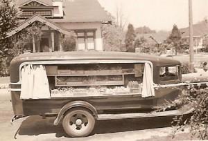 Louie's Produce Truck
